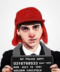 Mugshots of Characters From Famous Banned Books! From Hester Prynne ...