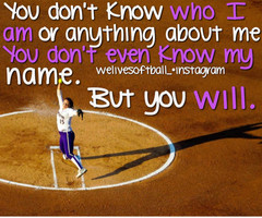 Softball Quotes For Pitchers Softball quotes follow 5