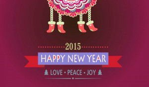 Download Happy New Year 2015 Love Peace Joy Quotes Wallpaper. Search ...