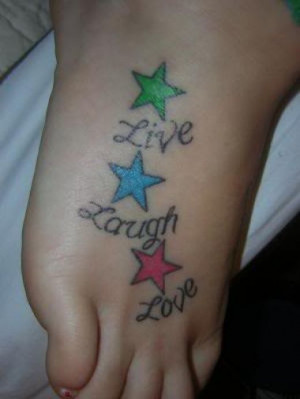 live laugh love tattoo live laugh love quotes