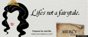 You Are Not A Princess' Ads From Mercy Academy Tell Girls They Can Be ...