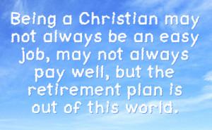 Religious Retirement Wishes Quotes