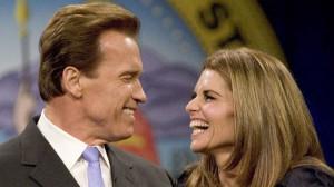 Arnold Schwarzenegger Maria Shriver Reconcile