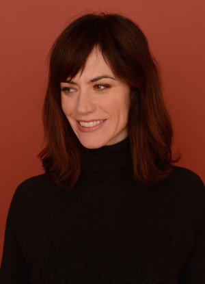 Maggie Siff Actress Poses...
