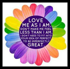 Imperfectly Great! More