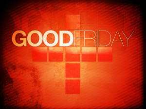 Good Friday sms wishes
