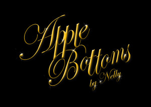apple bottom jeans logo