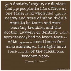 Encouraging Quotes For Teachers About Life About School For Students ...