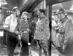 Toronto Film Society presented The Road to Glory (1936) on Monday ...