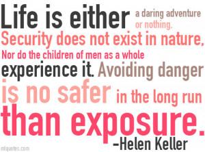 adventure,helen,keller,inspiration,life,quote,quotes ...