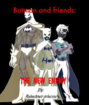 batman, robin, and batgirl Images