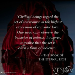 Quote from VENOM by Fiona Paul