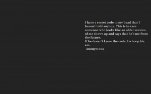 Quotes By Anonymous Hackers