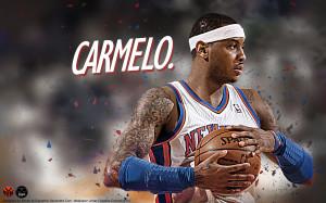 Carmelo Anthony on Phantom Cam | The Best of 2013