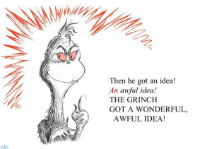 Gallery For Dr Seuss How The Grinch Stole Christmas Book