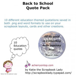 Quotes Back To School Tagalog ~ School Quotes