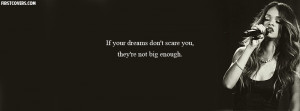 If Your Dreams Dont Scare You cover