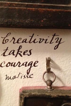 ' - Matisse #creativity #creative #matisse #createArtists, Quotes ...