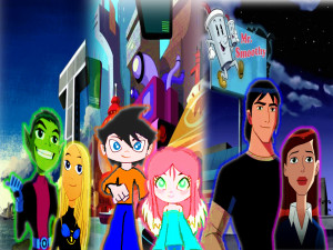 Go Back > Gallery For > Greg Cipes And Ashley Johnson