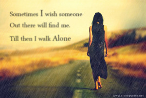 alone girl walking in rain wallpaper fb cover alone girl