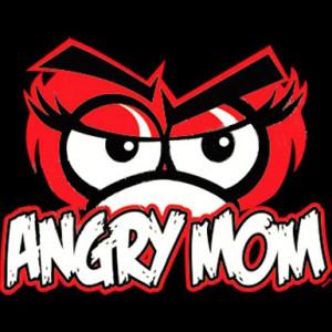 Angry Mom Quotes Angry mom t-shirt