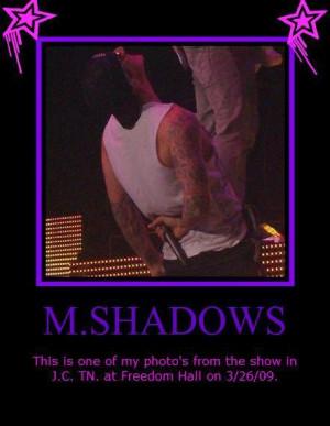 Matt Shadows MATT SHADOWS