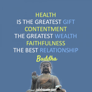 ... The Greatest Wealth Faithfulness The Best Relationship - Faith Quote