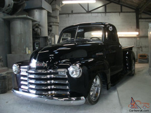 Chevy Stepside Pickup Truck