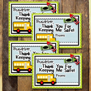 School Bus Driver Thank You Quotes. QuotesGram