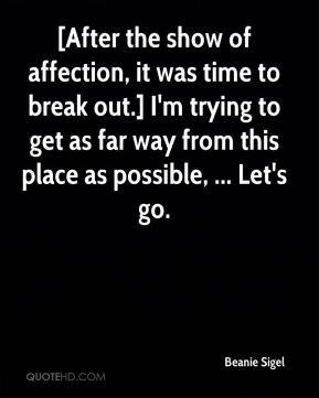 beanie quotes