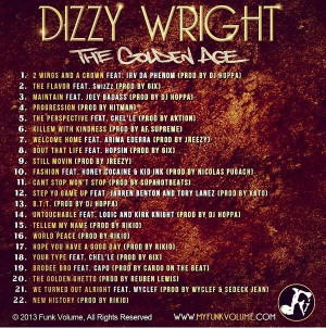 Dizzy Wright Quotes