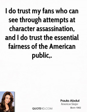 Quotes About Character Assassination