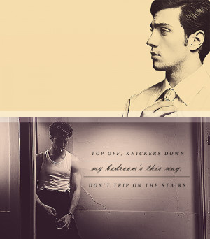 ivashkoving:♕ THE INFERNAL DEVICES DREAM CAST → aaron johnson as ...
