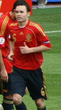Andrés Iniesta marcó el gol que dio el Mundial de 2010 a la ...
