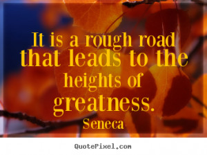 quotes about inspirational by seneca customize your own quote image