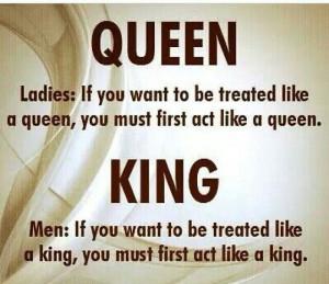 Queen \ King