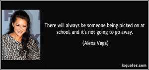 There will always be someone being picked on at school, and it's not ...
