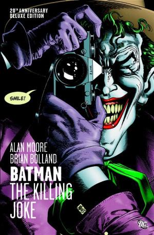 ... without Brian Bolland's iconic The Killing Joke - Joker & the Batman