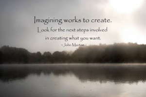 ... to create. Look for the next steps involved in creating what you want