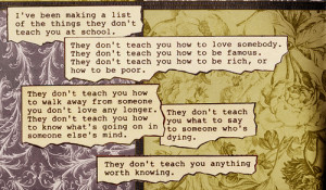 ... :30 Days of Neil Gaiman quotes | Sandman (The Kindly Ones