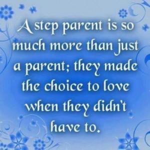 parenting quotes for step parent : Step parenting quotes