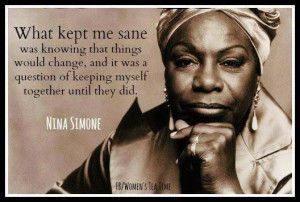 nina simone - wise woman
