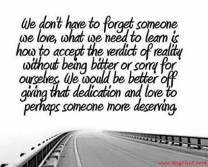 Give your love to someone who deserves it!