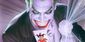 The Joker and Other Maniacal Comic Book Villains