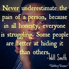 Smith quotes. Suffering pain struggles. This would be a good quote ...