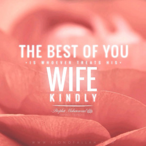 islamic-quotes:In Islam, the relationship between husband and wife is ...