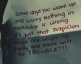 Suspicion Quotes & Sayings