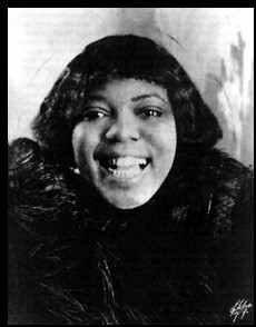 Born Today- Jazz Artist Bessie Smith