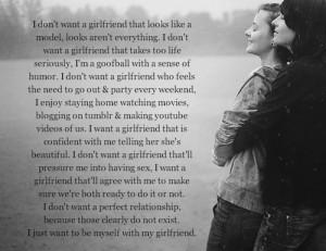 ... , girl, girlfriend, lesbian, love - inspiring picture on Favim.com
