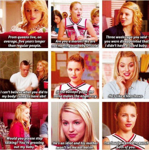 Glee Quotes Quinn Related Pictures quinn quinn